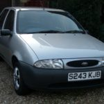 My 1st car: Ford Fiesta 1.3 (1997)