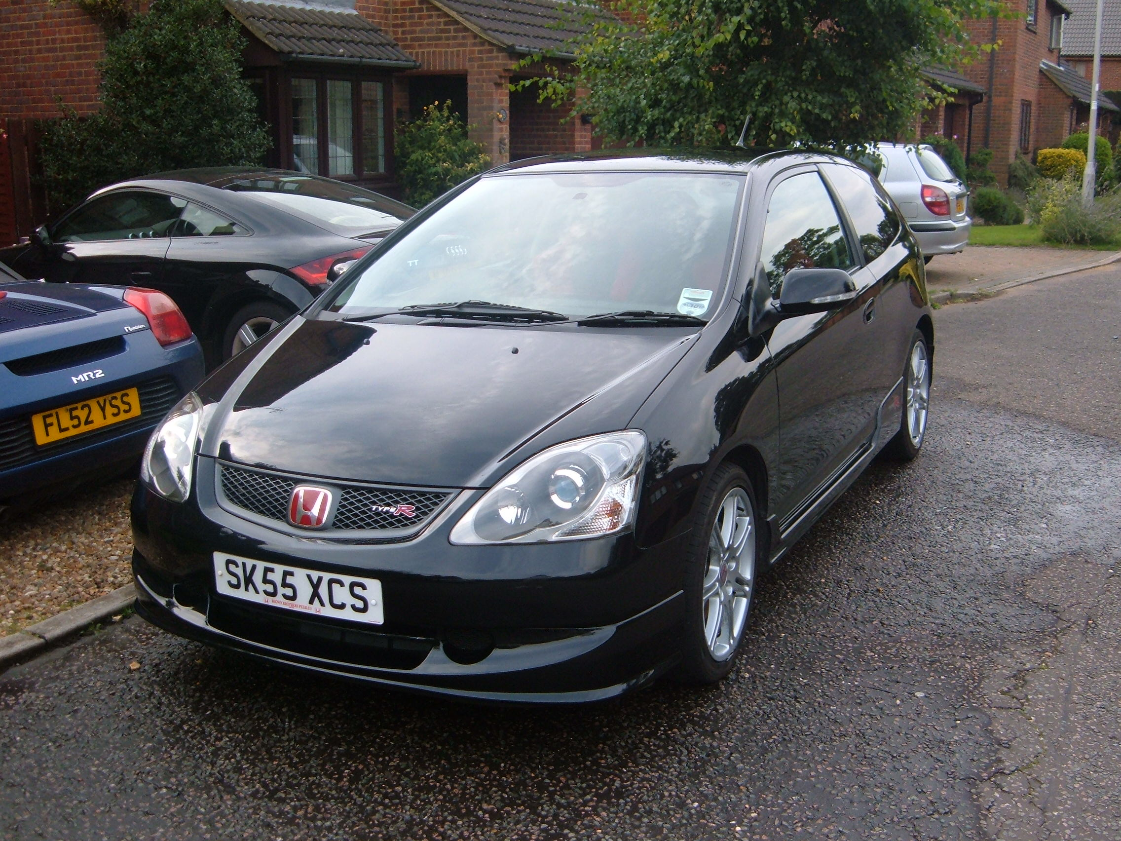 Honda Civic Type R 2005 Black