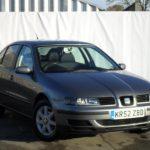 My 3rd Car: Seat Leon 1.6 Sport (2002)