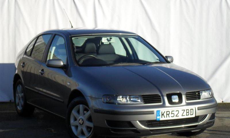Seat Leon 1.6 Sport 2002