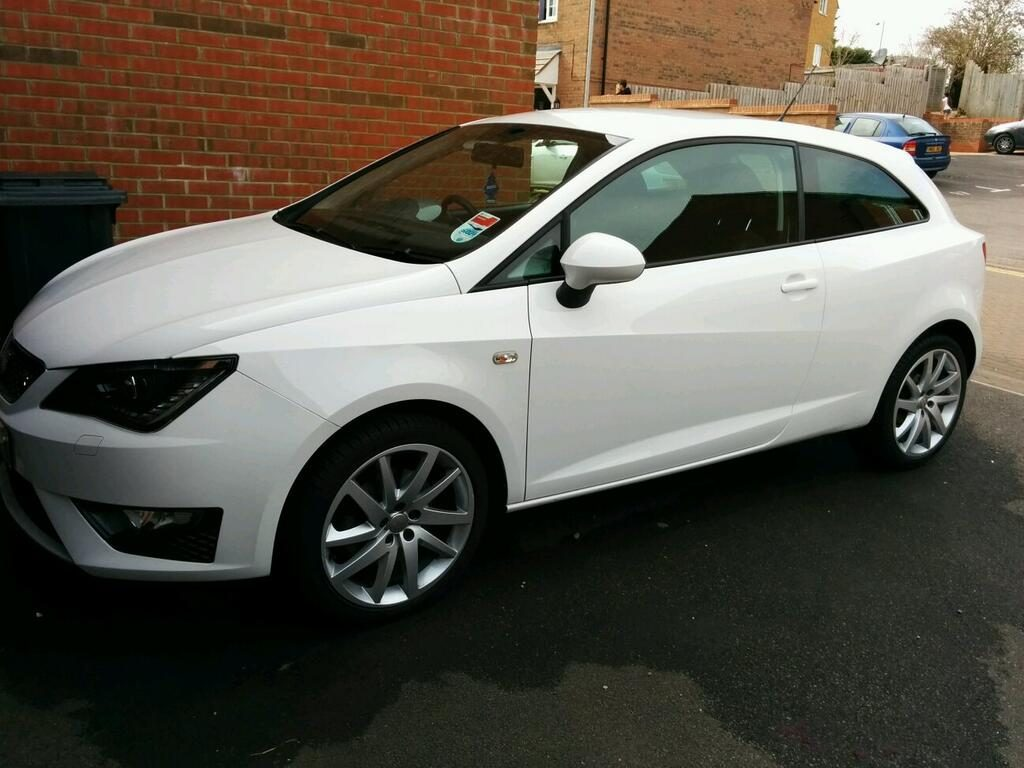 White Seat Ibiza FR washed and polished