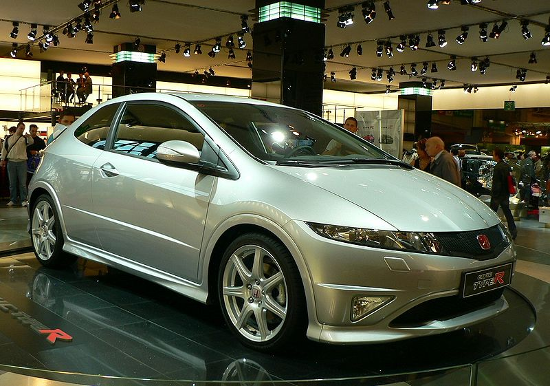 Honda Civic Type-R FN2