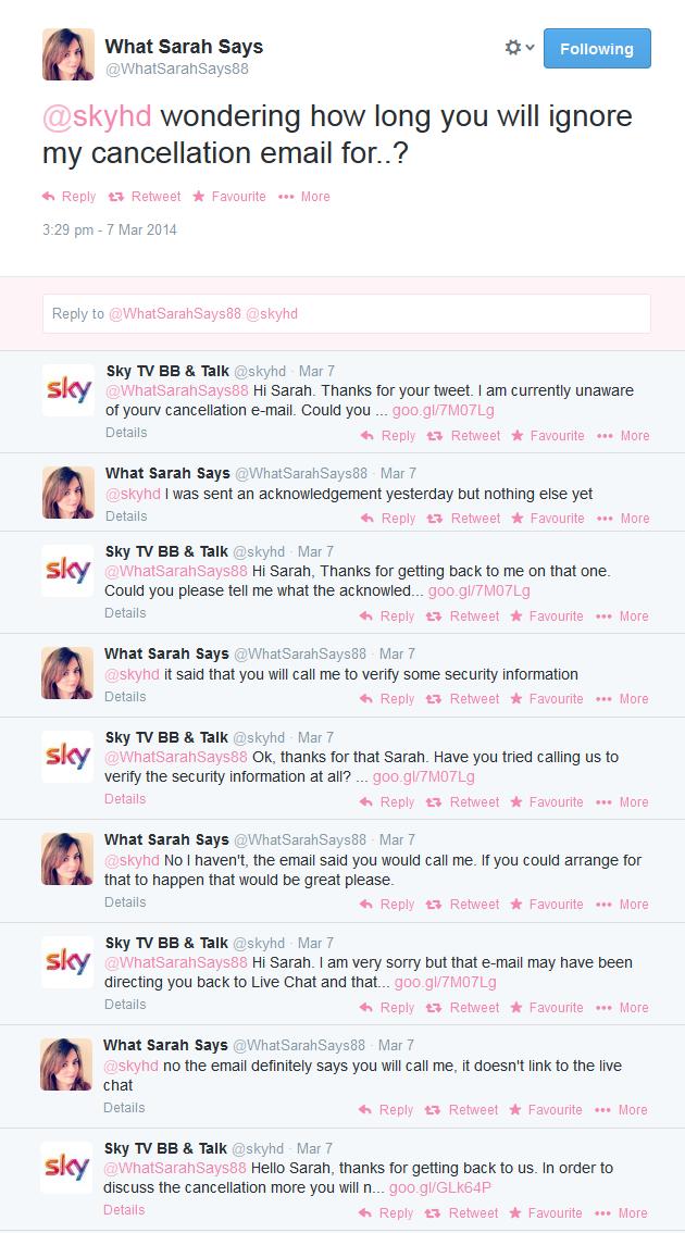 Sky Twitter complaint 1