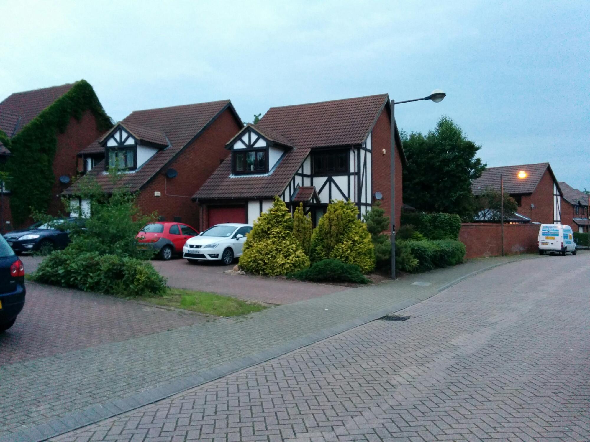 Milton Keynes house