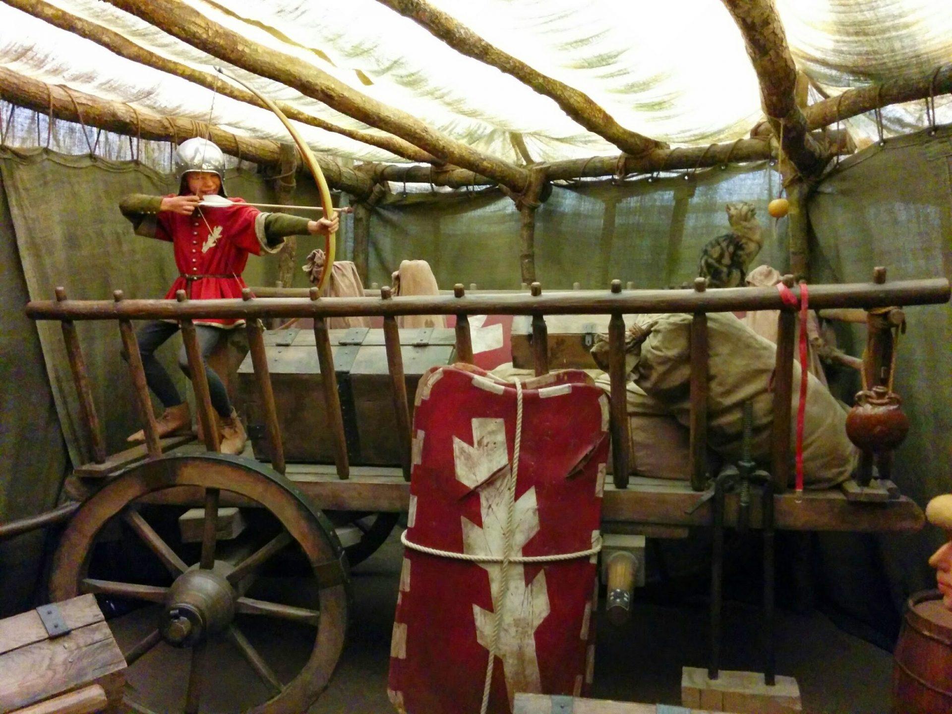 Kingmaker at Warwick Castle