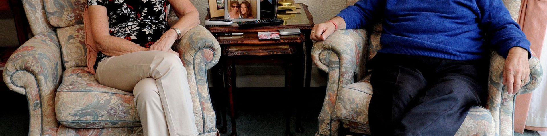 Gogglebox June & Leon