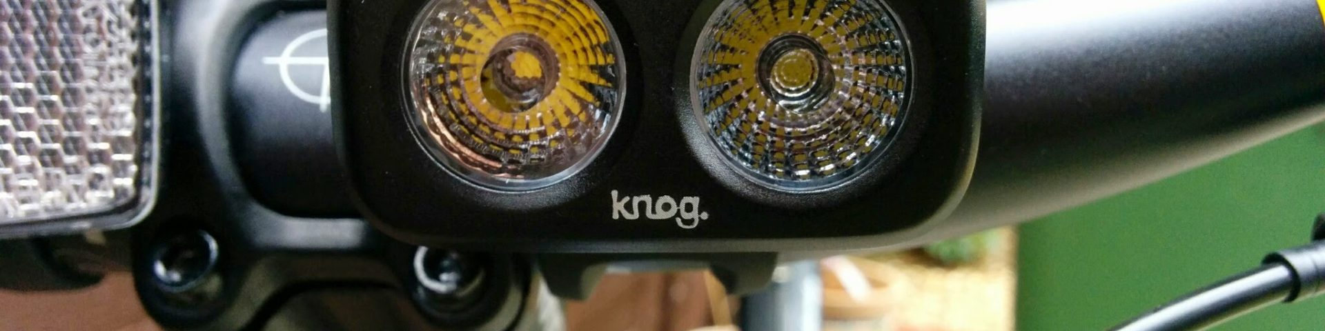Knog Blinder Road 2 LED Front Light