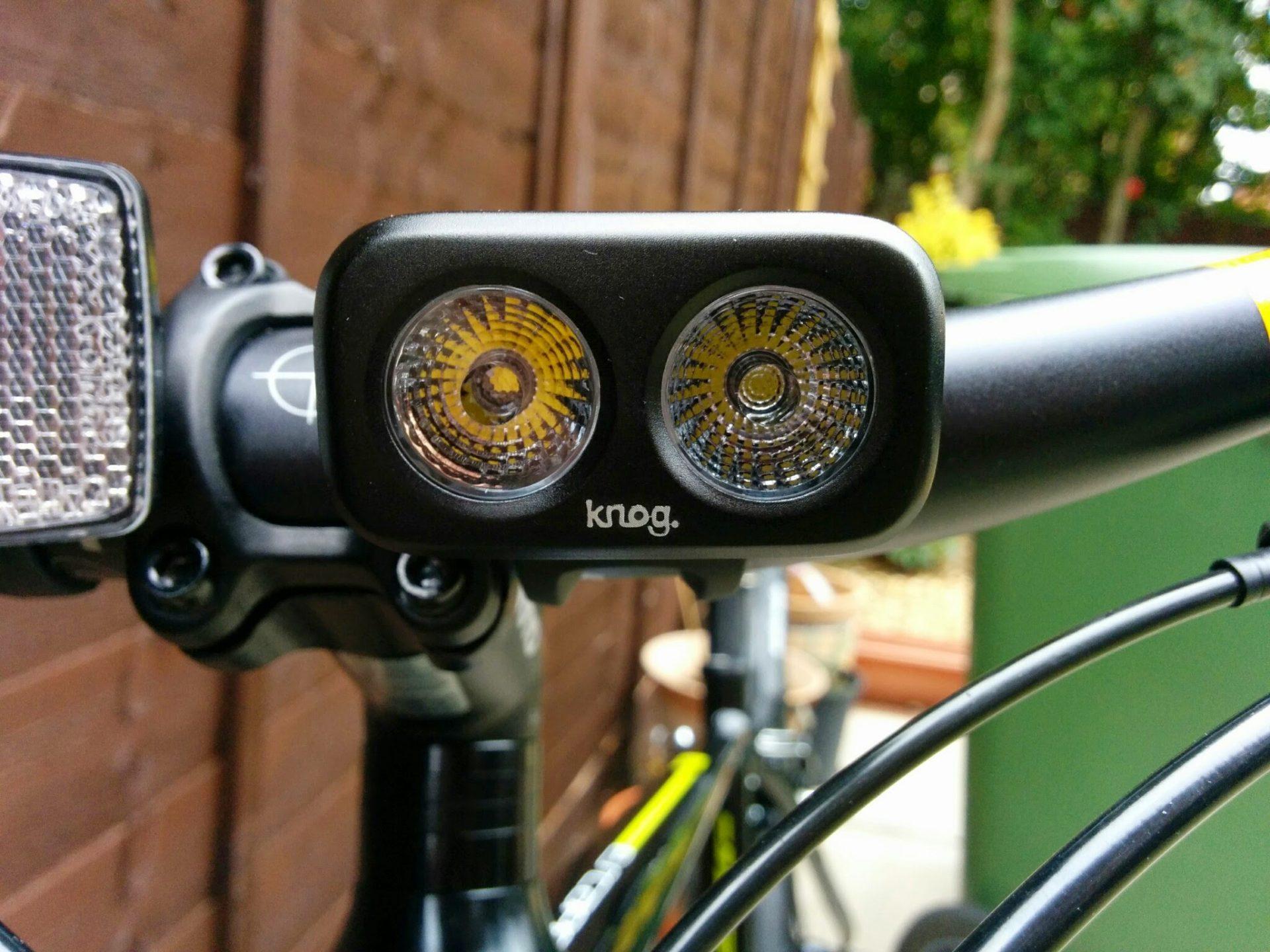 Knog Blinder Road 2 LED Front Light