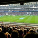 Corporate Hospitality at Twickenham for England vs Australia