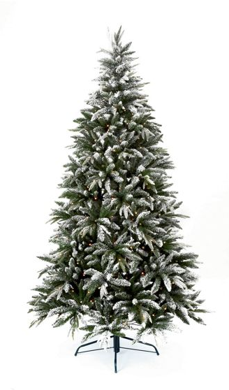 Pre-lit Linea Christmas tree from House of Fraser