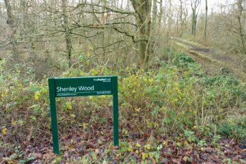 Shenley Wood Milton Keynes