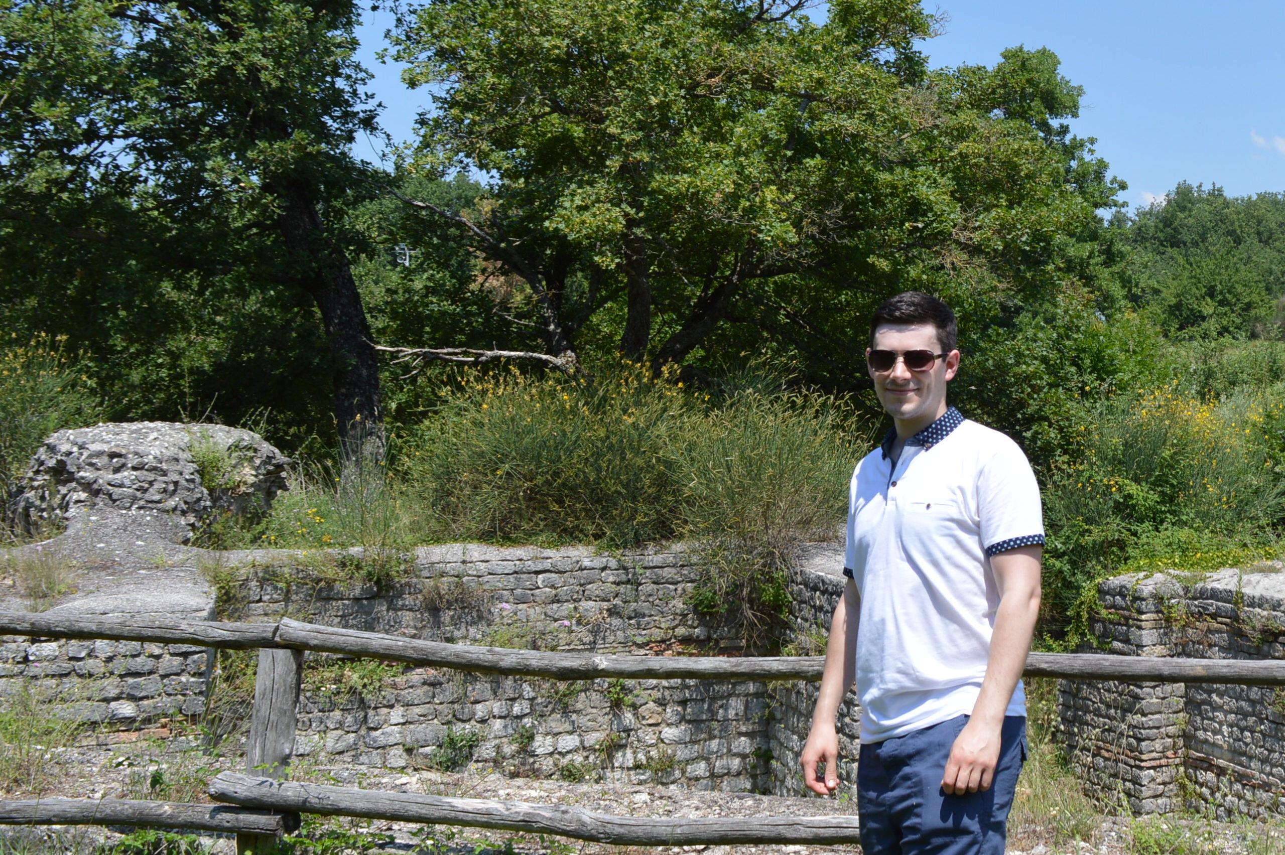 Carsulae Roman Ruins