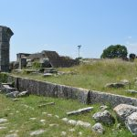 Visiting Carsulae Roman Ruins in Umbria, Italy