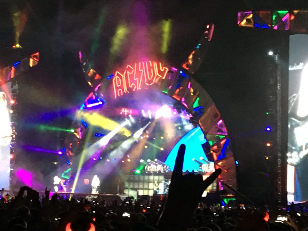 AC/DC Olympic Stadium