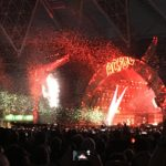 AC/DC at the Queen Elizabeth Olympic Park, London