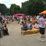 A Day at the MK Feast, Milton Keynes