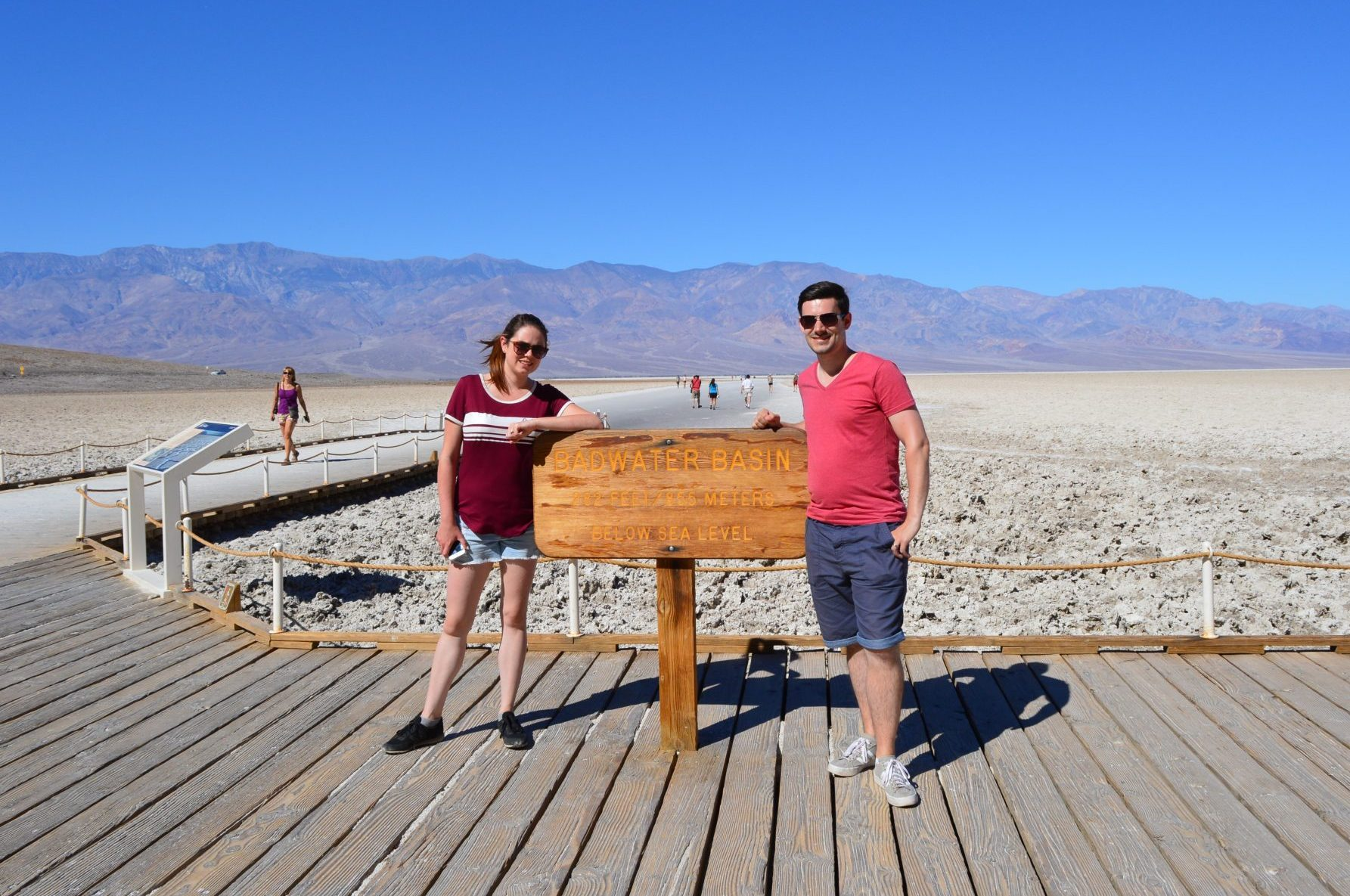 Salt Flats, Death Valley