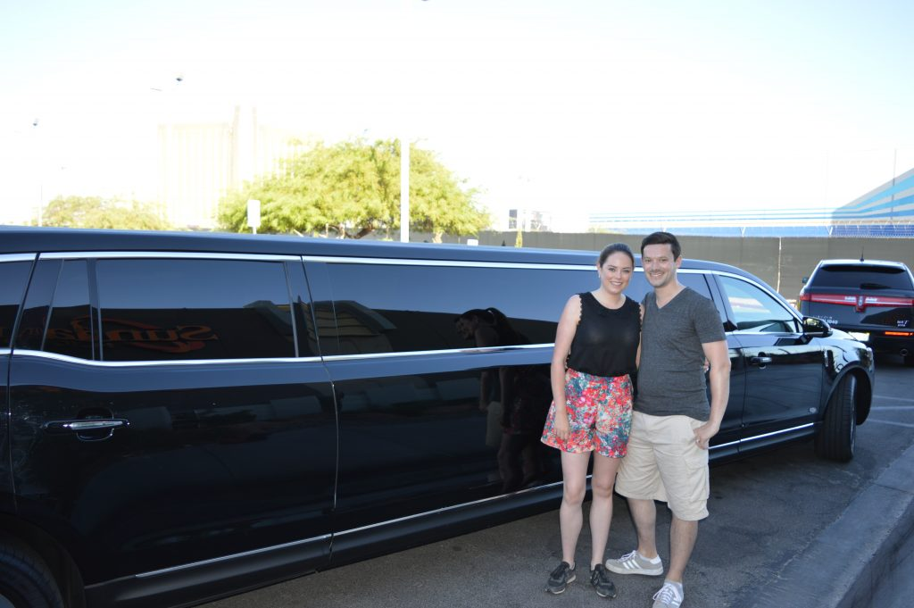 Limousine Pick Up