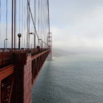 Visiting the Golden Gate Bridge