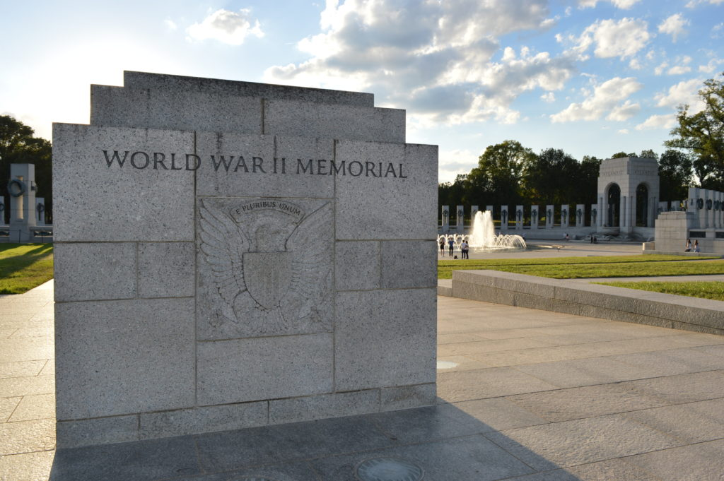 World War II Memorial Washington