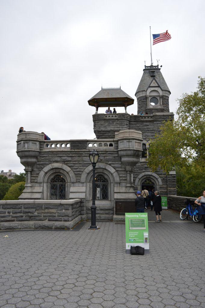 Belvedere Tower Central Park