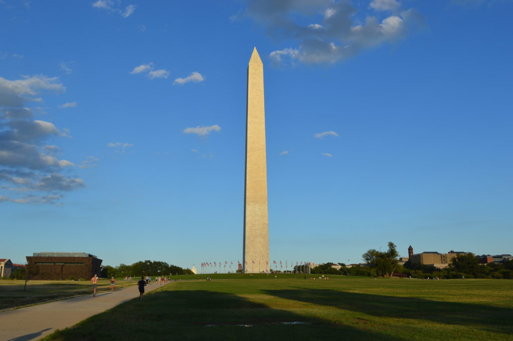 Washington Monument & Grounds