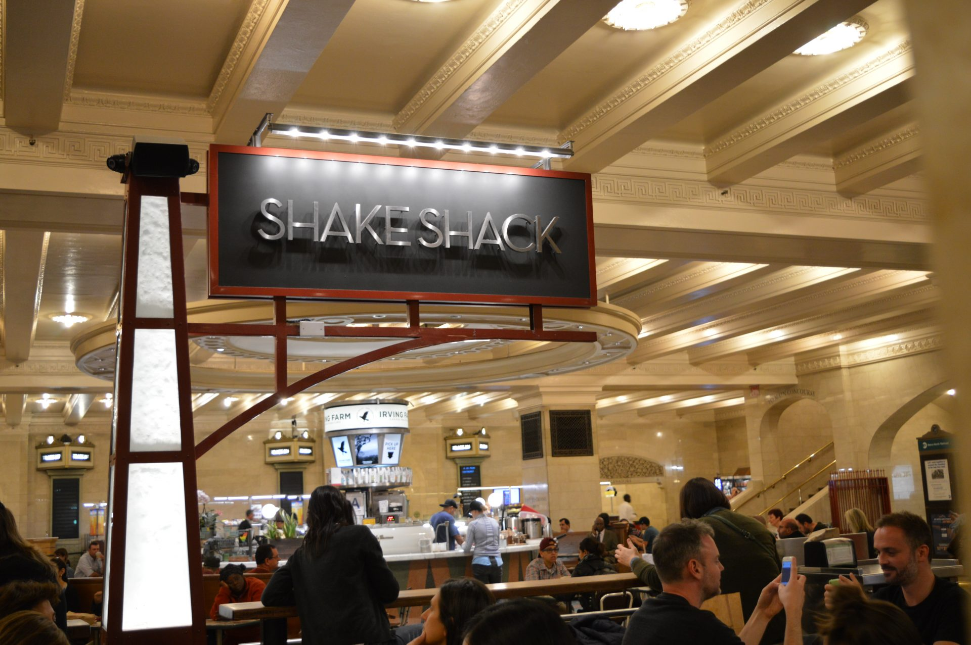 Shake Shack Grand Central Terminal