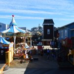 Visiting Pier 39 in San Francisco