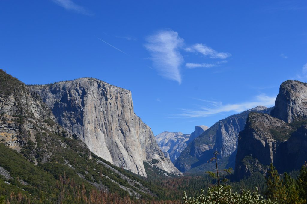 Tunnel View Yosemite