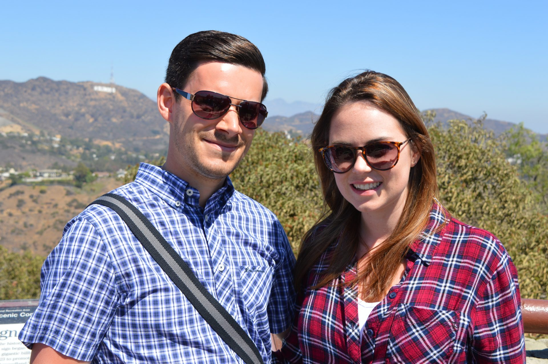 Hollywood Sign Viewpoint