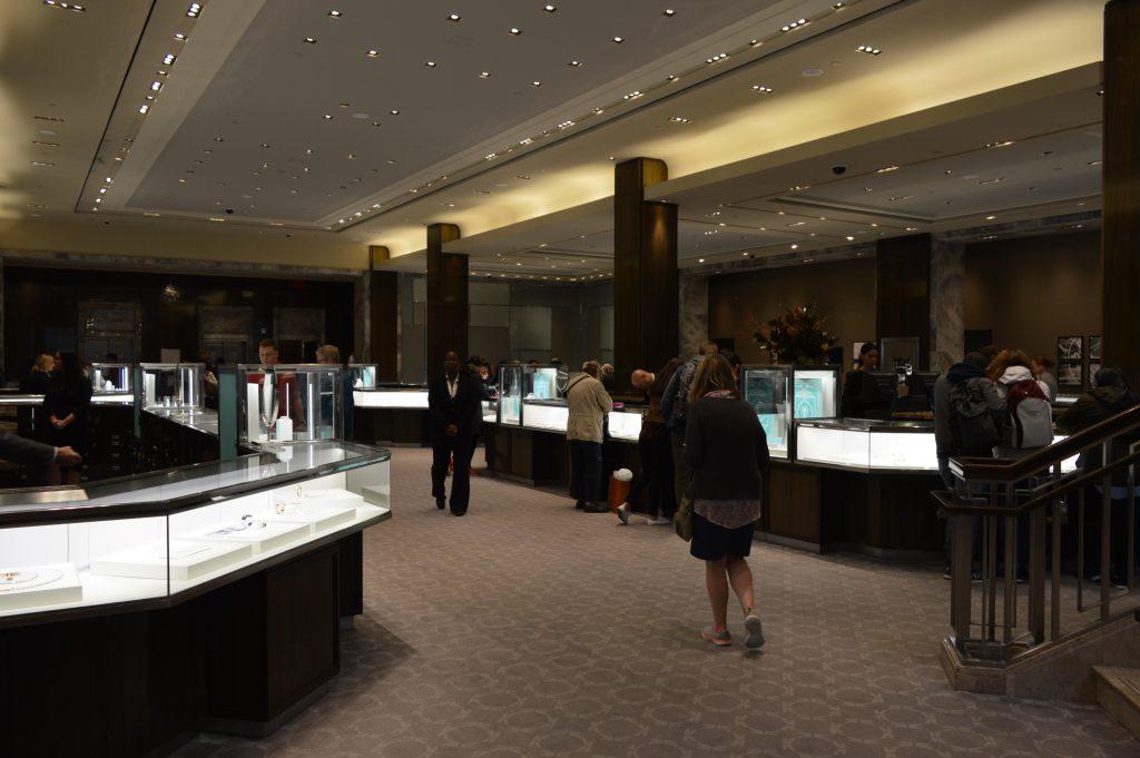 Tiffany & Co. New York City
