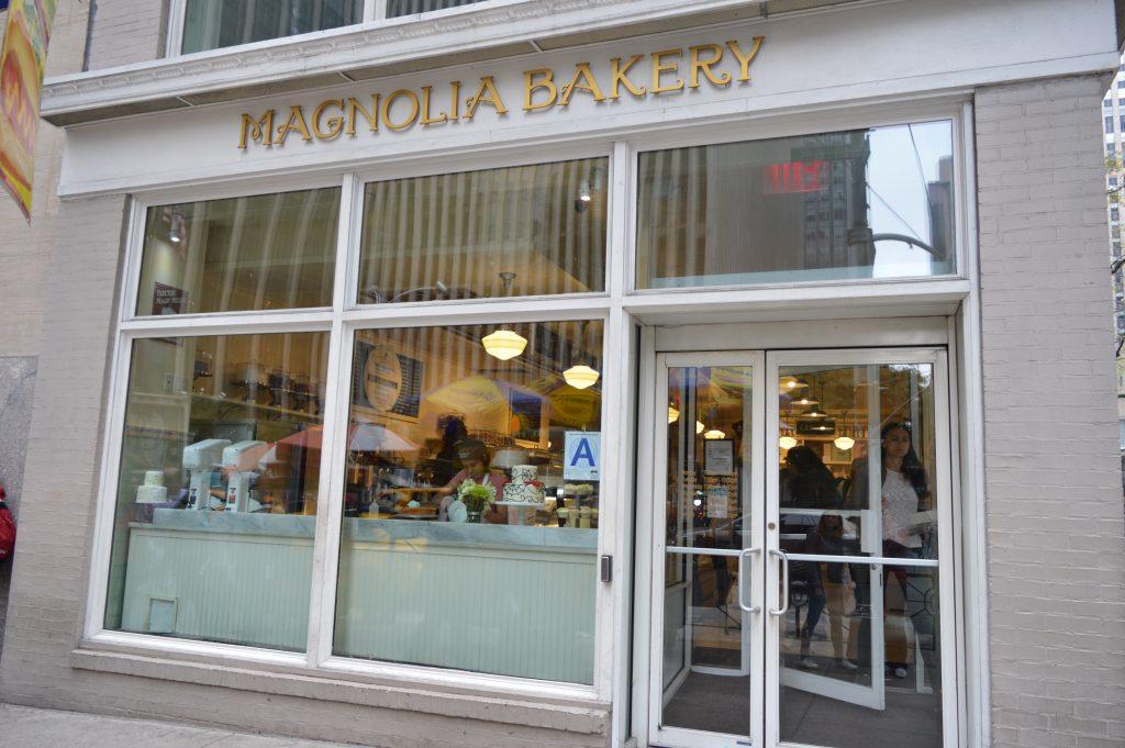 Magnolia Bakery New York City