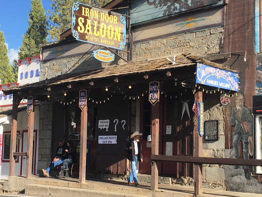 The Iron Door Saloon California