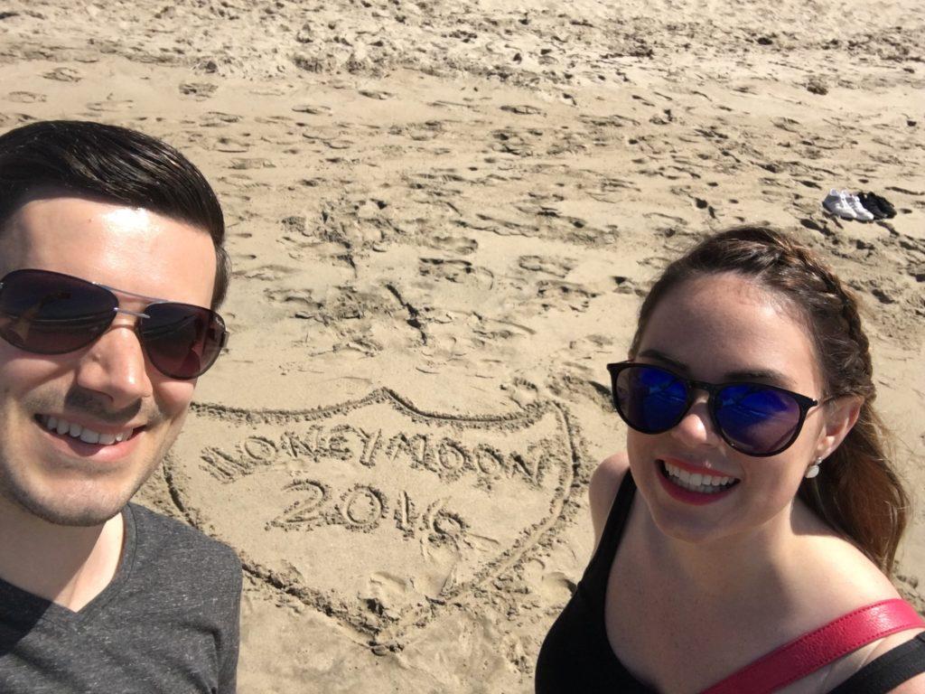 Honeymoon 2016
