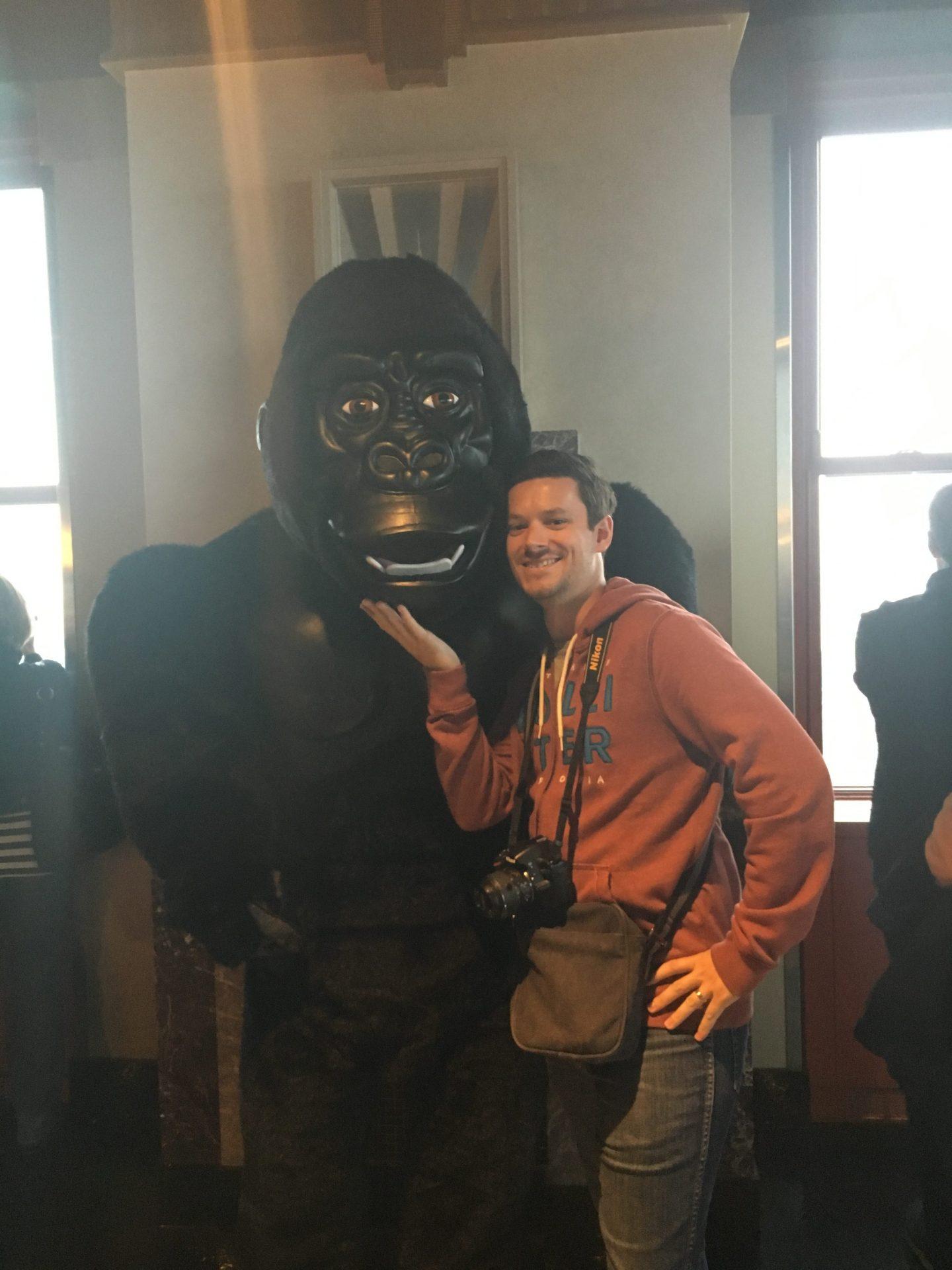 Empire State Building Gorilla