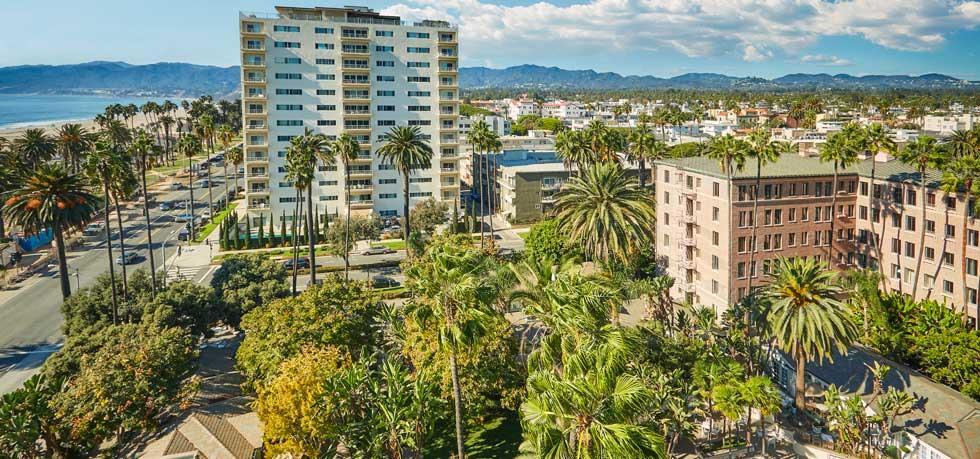 Fairmont Miramar Hotel and Bungalows