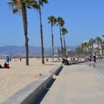 Visiting the Santa Monica Boardwalk