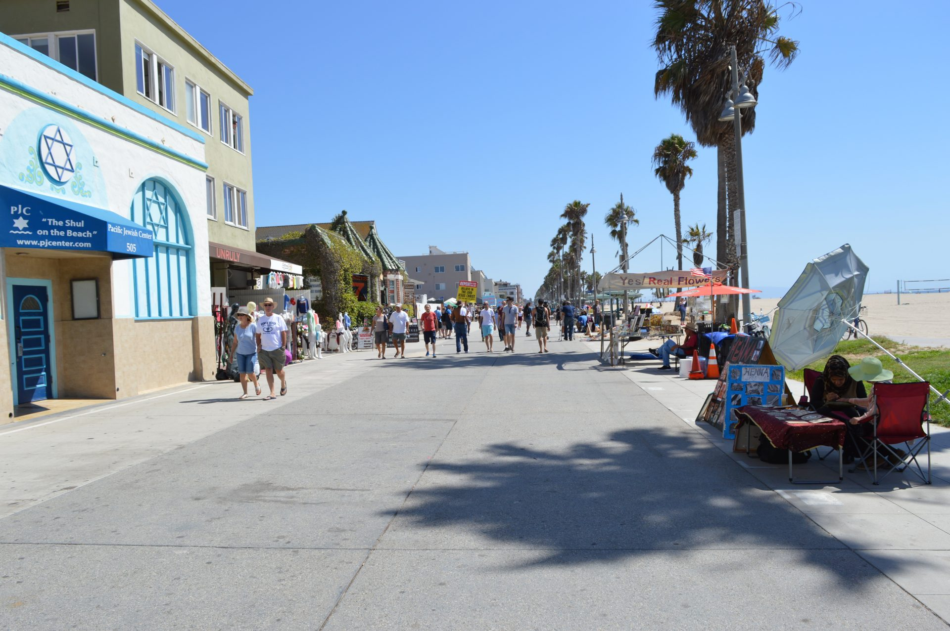 Venice Boardwalk California
