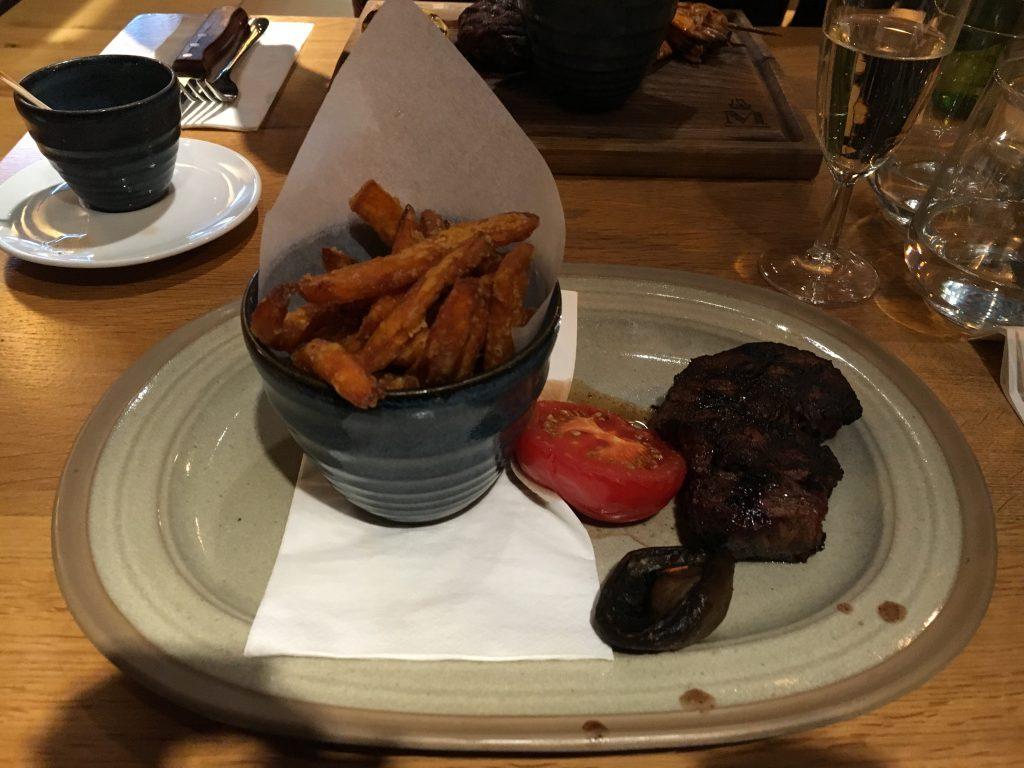 6oz fillet steak Middletons