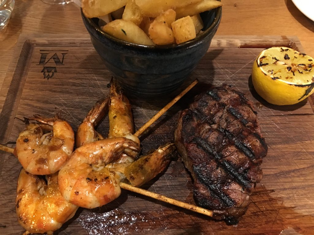 Prime Surf & Turf, Middletons