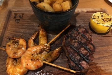 Prime Surf & Turf, Middletons Steakhouse & Grill, Milton Keynes