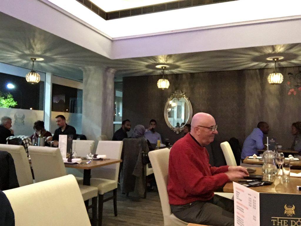 The Don Indian Restaurant Milton Keynes