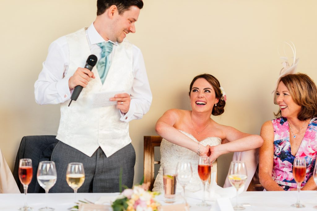 10 Tips for Writing the Perfect Grooms Speech | Life of Man