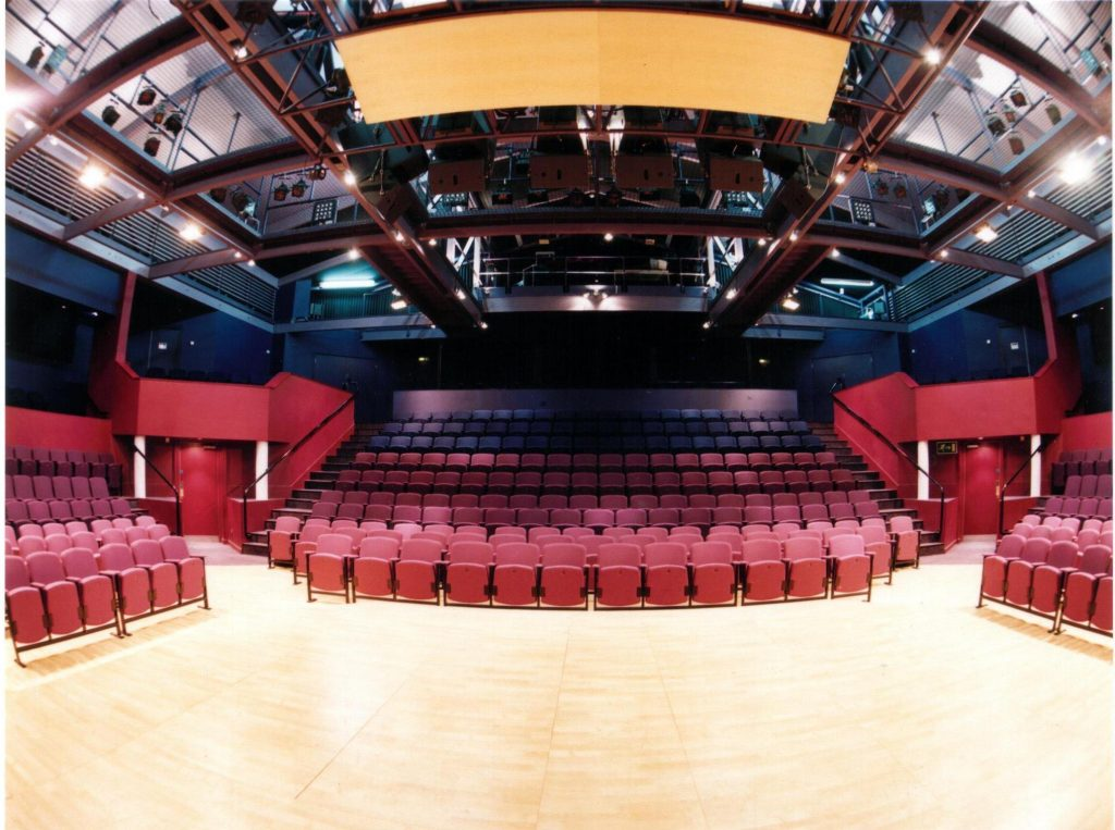 Auditorium The Stables Milton Keynes