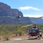 Helicopter tour of the Grand Canyon with Sundance Helicopters