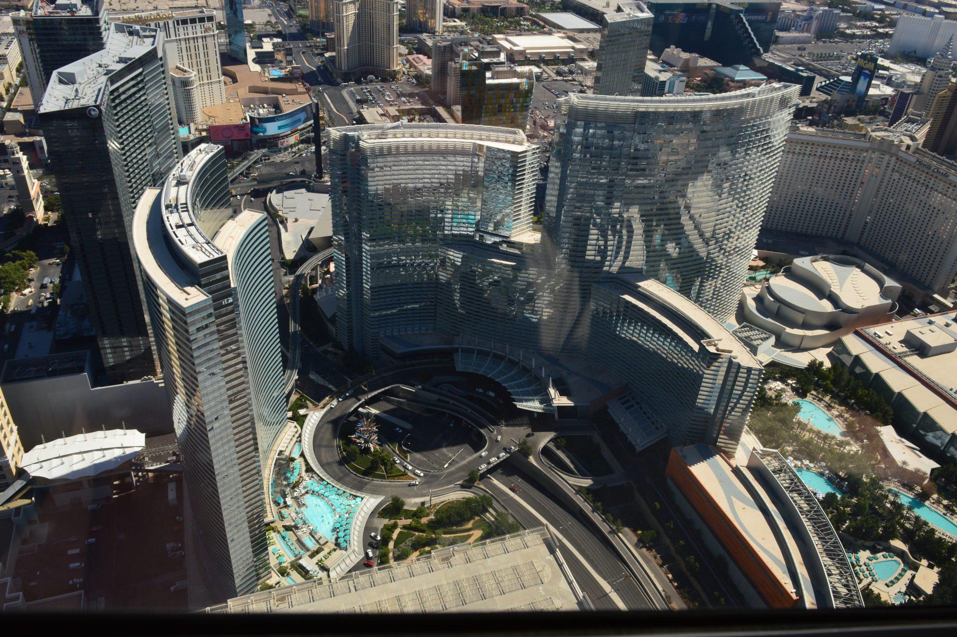 The Aria Las Vegas