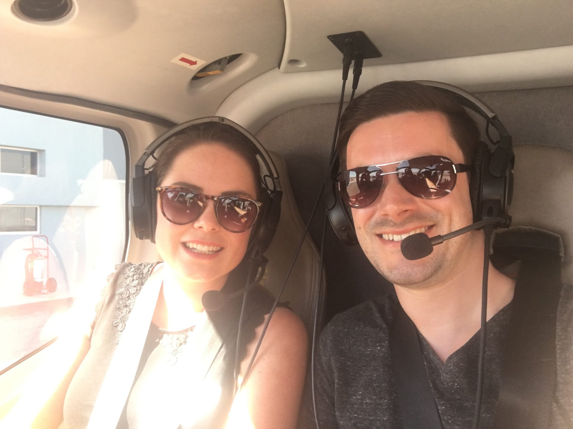 Sundance helicopter tour