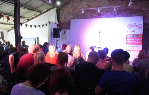Milton Keynes Comedy Festival