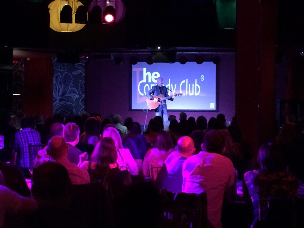 Milton Keynes Comedy Club
