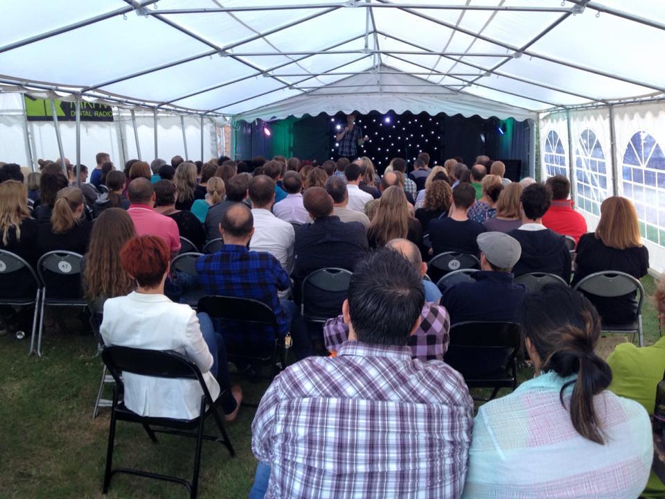 Comedy Festival Milton Keynes